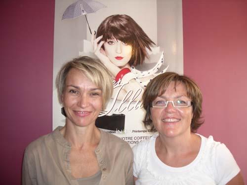 L`instant coiffure isabelle et nathalie - Moi j y adhere arnoult performances