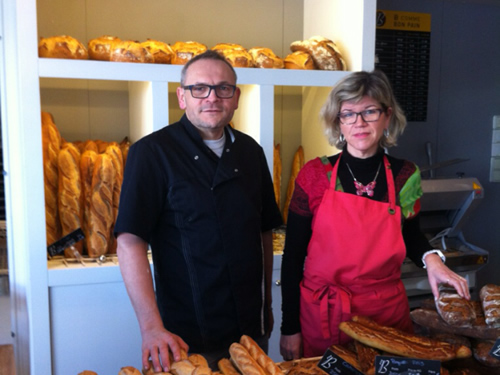Photo Enseigne BOULANGERIE PATISSERIE CHEZ PELLON